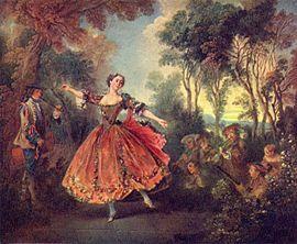 Siglo XVIII romántico