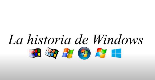 Resumen de la Historia de Windows