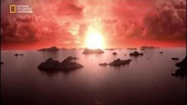 3.800 Millones de Años - Formación de la Tierra