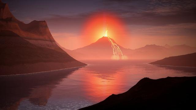 3.600 Millones de Años - Formación de la Tierra