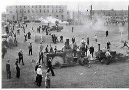 The Regina Riot