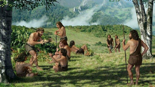Prehistoria(2.500.00 a.C hasta 3.500 a.C)