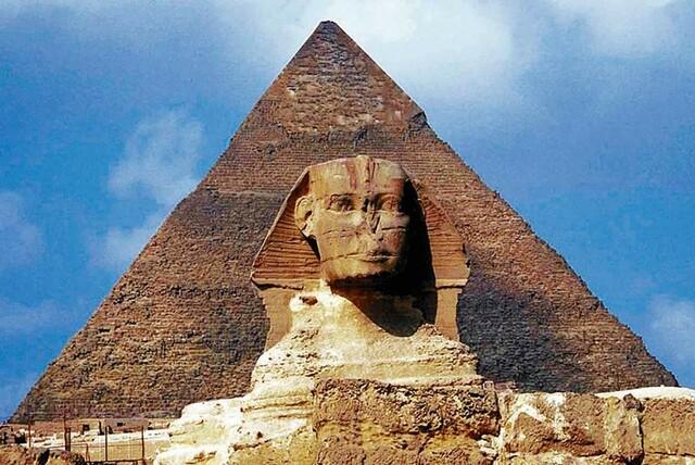 2) Civilización Egipcia