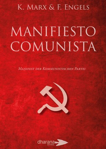 Publicación de El manifiesto comunista