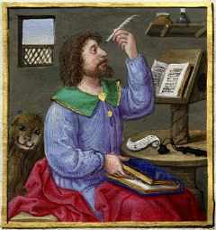 Geoffroy Tory (1480 - 1533).