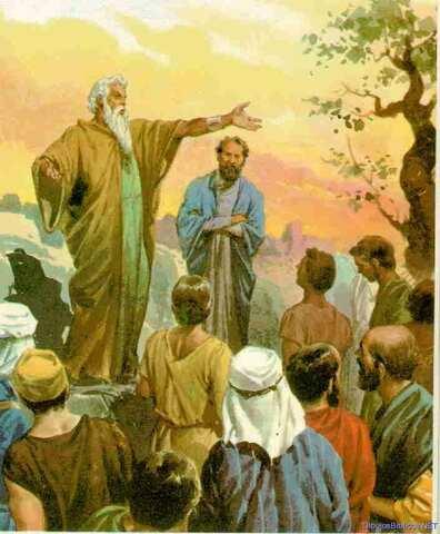 3) Pueblo Hebreos