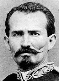 Porfirio Díaz le entrega el poder a Manuel González