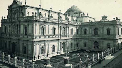Se crea la Biblioteca Nacional de México