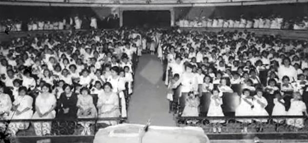 Se celebra el Primer Congreso Feminista