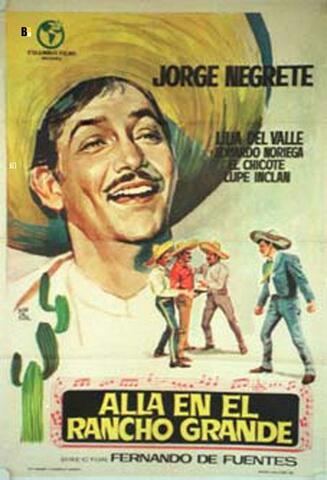 Inicia la época de oro en el cine mexicano