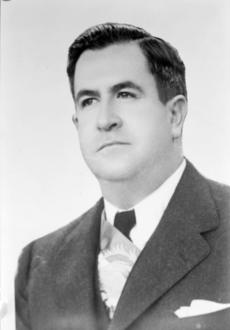 Manuel Ávila Camacho es presidente