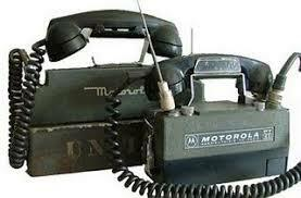 En la 2° guerra mundial se crea el telefono inalambrico