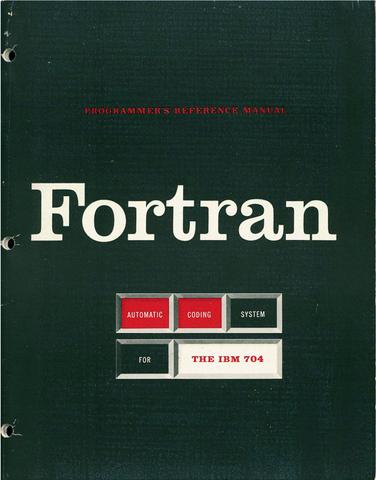Lenguaje de FORTRAN