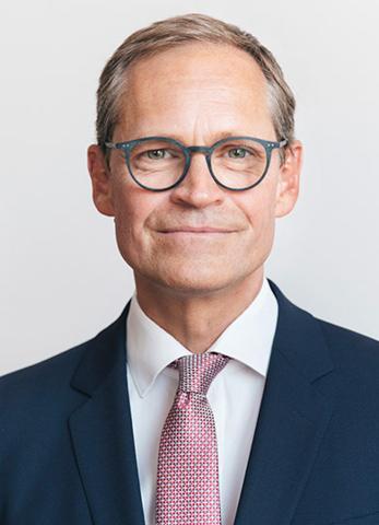 Michael Muller eletto presidente della Repubblica Federale Tedesca