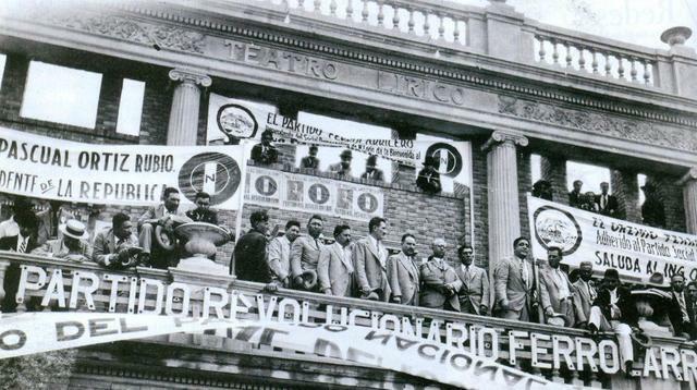 Pascual Ortíz Rubio gana las elecciones de 1929