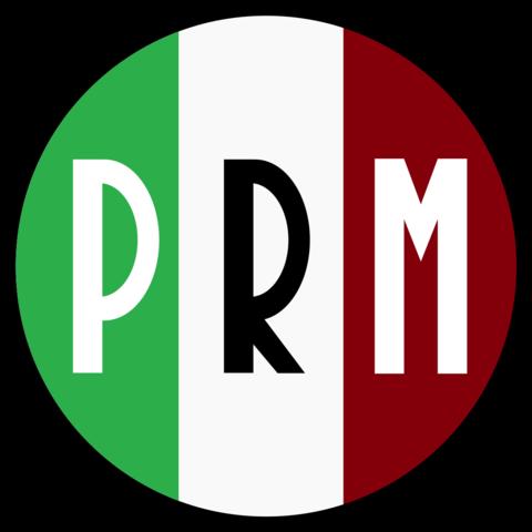 Creación del Partido de la Revolución Mexicana