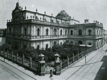 Fundación del Instituto Nacional de Antropología e Historia