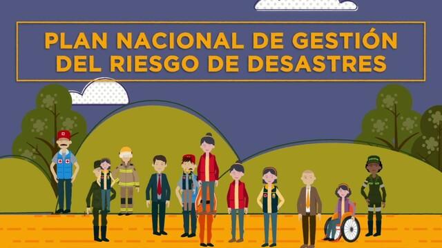 DECRETO 308. ¨Por medio del cual se adopta el Plan Nacional de Gestión de Riesgo de Desastres¨.