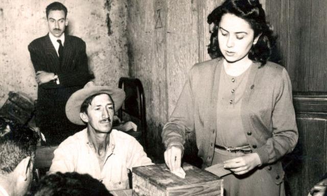 Creación del sufragio en Mexico derecho al voto de la mujer en Mexico