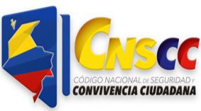 LEY 1801. ¨Por la cual se expide el Código Nacional de Seguridad y Convivencia Ciudadana¨.