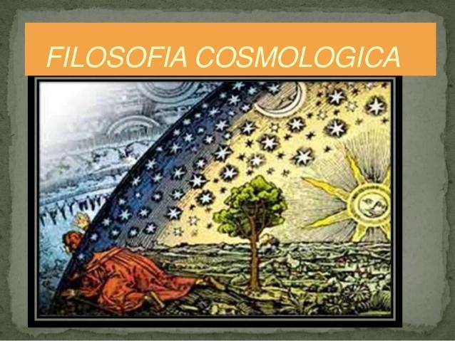 Etapa cosmológica