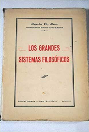 """Tercera etapa """"Grandes Sistemas Filosóficos"""""""
