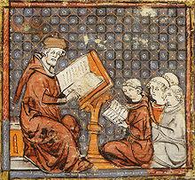 Periodo de la Escolástica siglos X-XIV