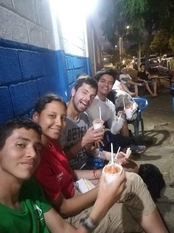 Ceviche en Santa Marta