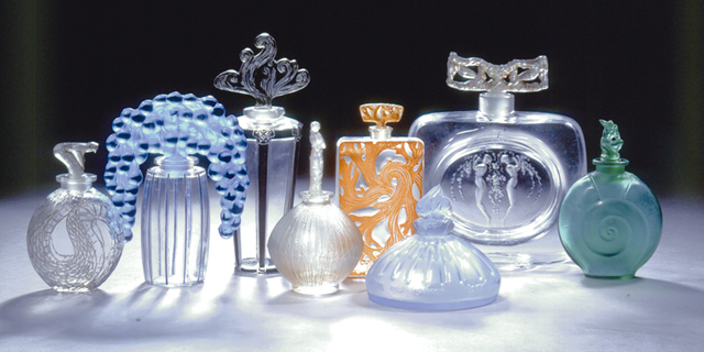 Rene Lalique and the Glass