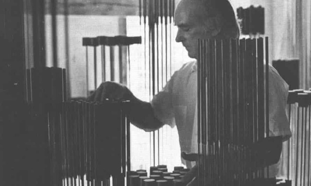 Harry Bertoia Experimentation