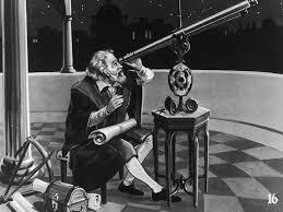 Invento del Telescopio