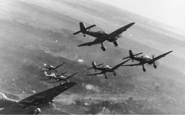Пачатак Вялікай Айчыннай вайны
