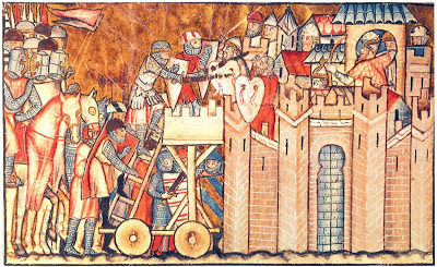 Conquista de Toledo por Alfonso VI de Castilla