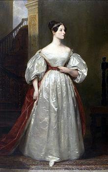 Ada Lovelace (1815-1852)