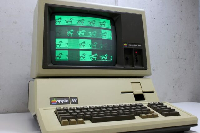 La computadora Apple III