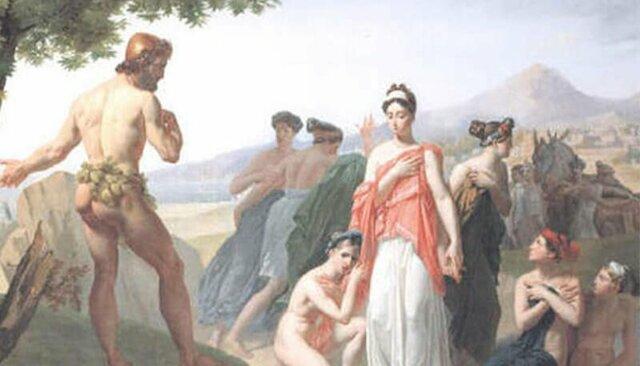 L'ospitalità di Nausicaa