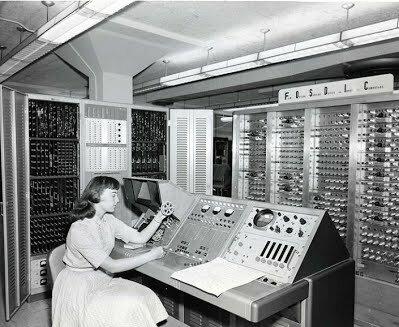 Segunda generación de computadoras.