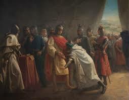 Granada se proclama reino vasallo de Castilla