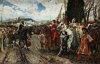 Conquista de Granada por los Reyes Católicos. Fin de la Reconquista. Fin de Al-Ándalus