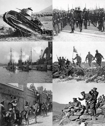 Fin de la guerra de Marruecos