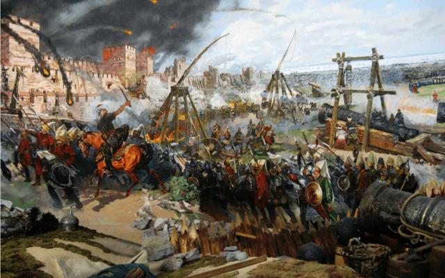 Conquista de Constantinopla