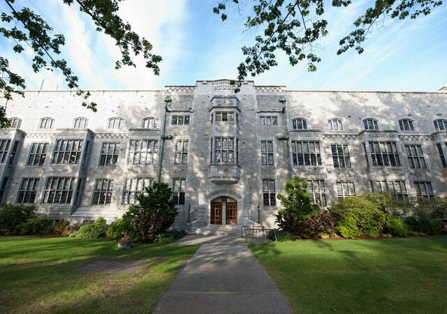 Universidad de British Columbia
