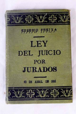 Se aprueba en España la Ley del Jurado