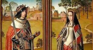 Marriage of Philip I ''the fair'' and Juana ''the mad''