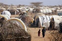 Salva reaches the refugee camp in Kenya