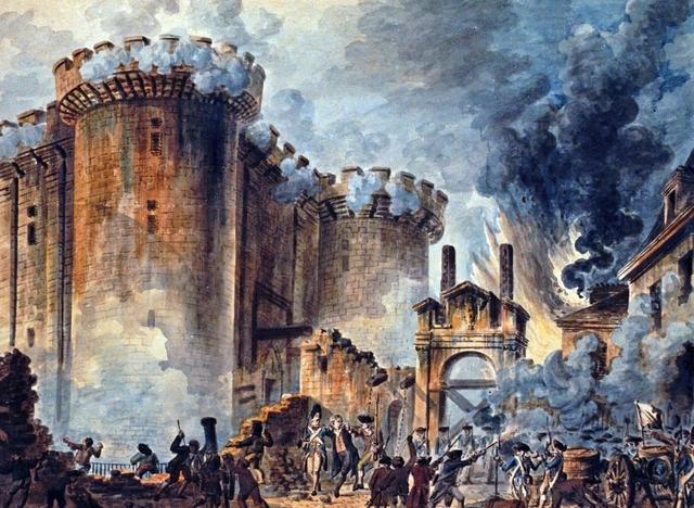 Asalto de La Bastilla