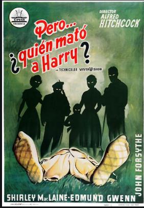 Baina nork hil zuen Harry