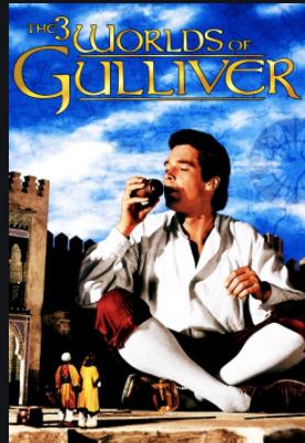 Gulliverren 3 munduak