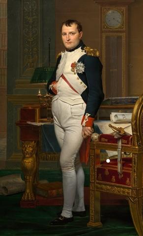 Napoleón es nombrado Emperador