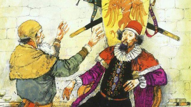 Don Juan Manuel y el conde Lucanor